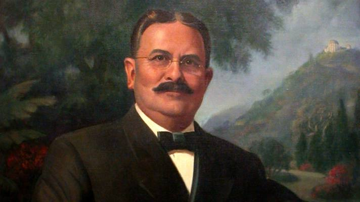 Portrait of Col. Griffith J.Griffith, © Griffith Observatory