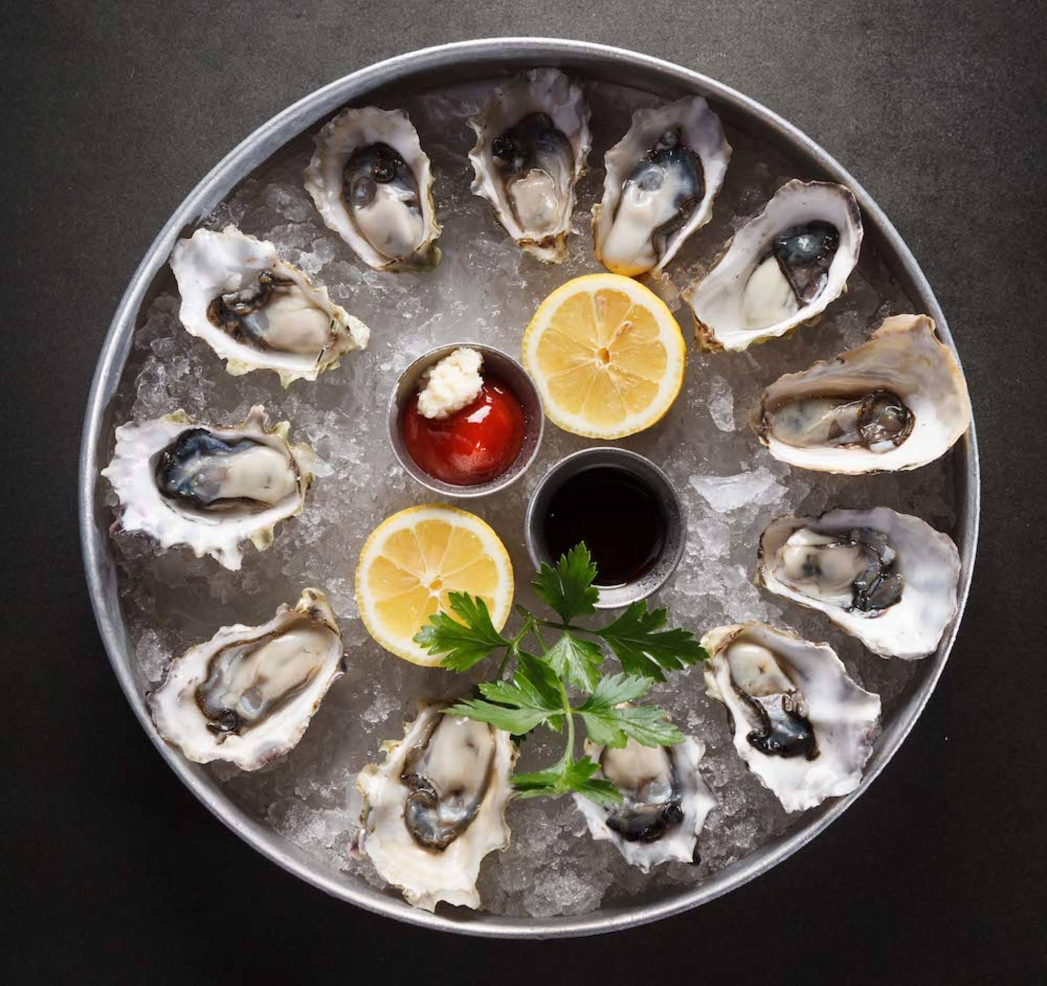 EMC Seafood & Raw Bar - Koreatown