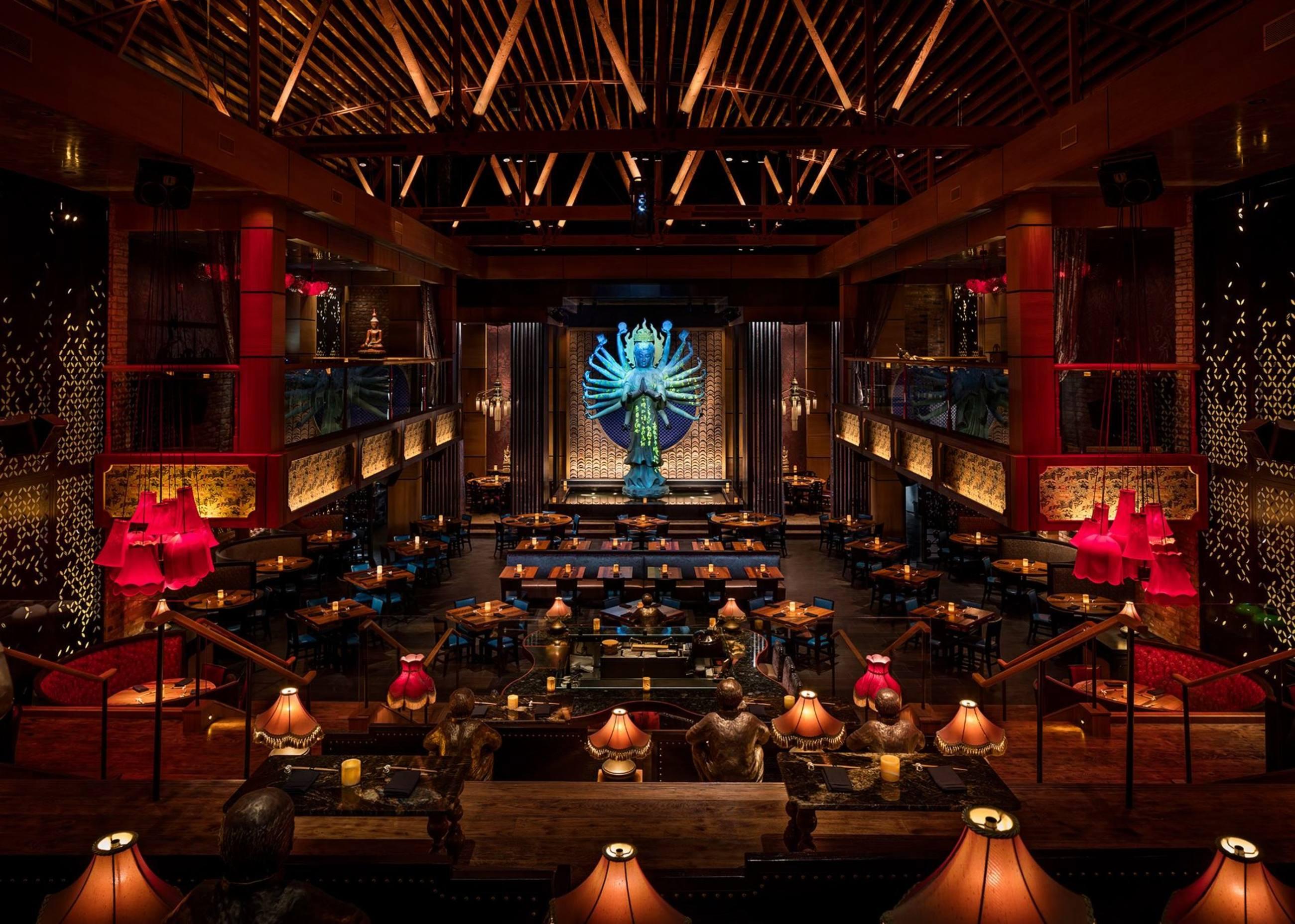 Dragon Bar   Photo courtesy of TAO Los Angeles