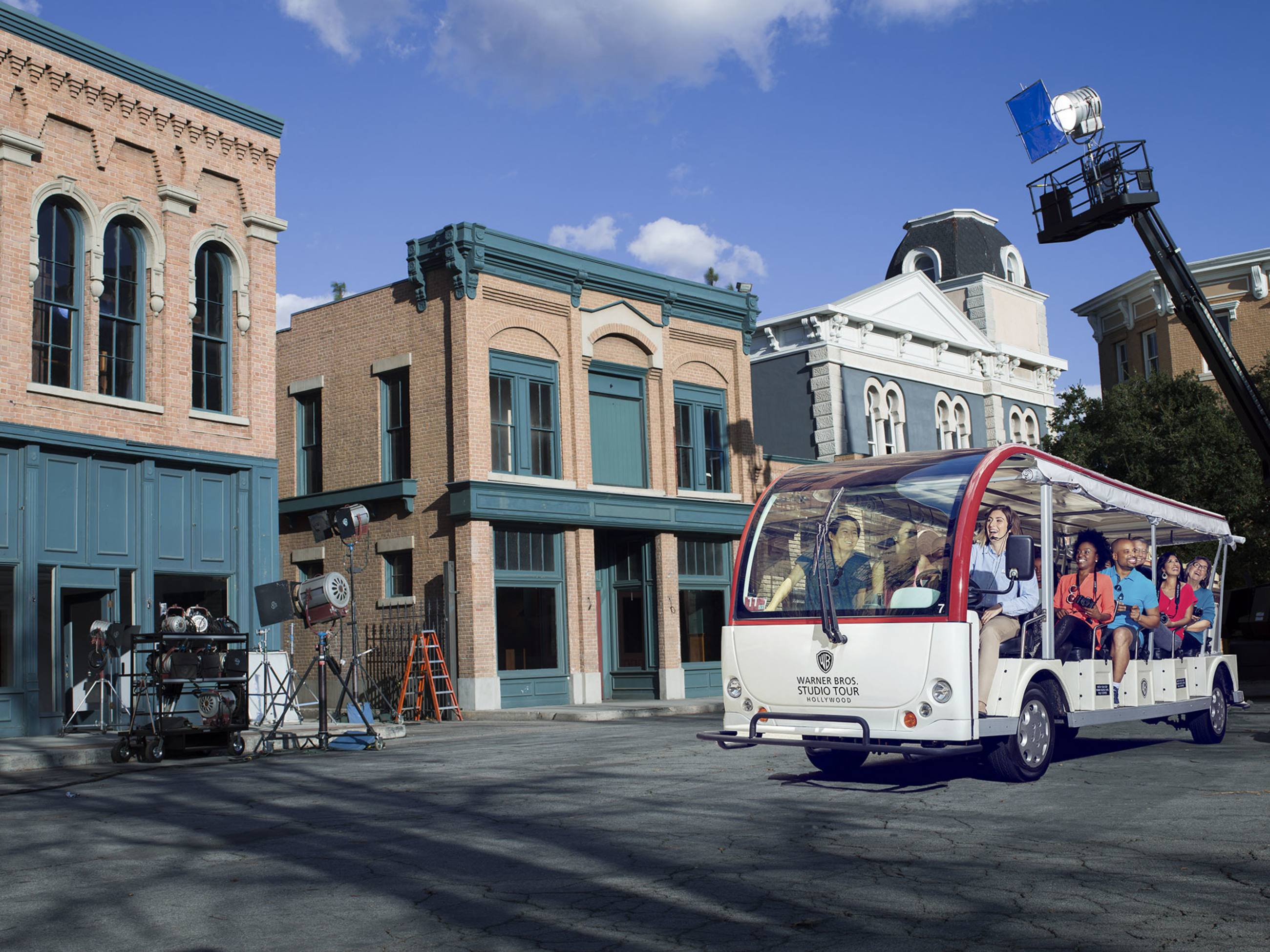 Warner Bros. Studio Tour Hollywood
