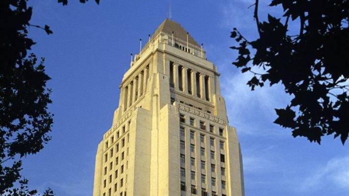 Edificio del Ayuntamiento de Los Ángeles
