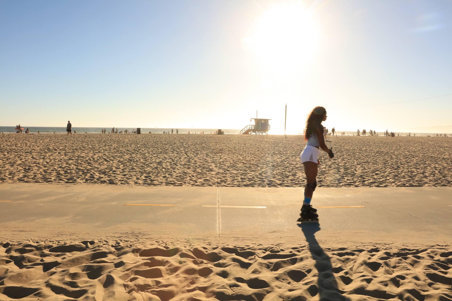 Venice Beach | Photo: Yuri Hasegawa
