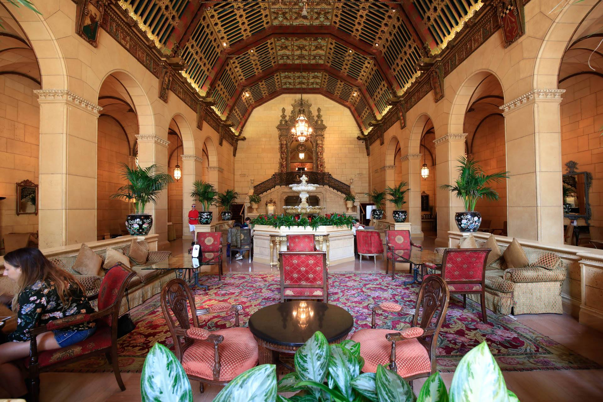 Rendezvous Court at the Millennium Biltmore Hotel