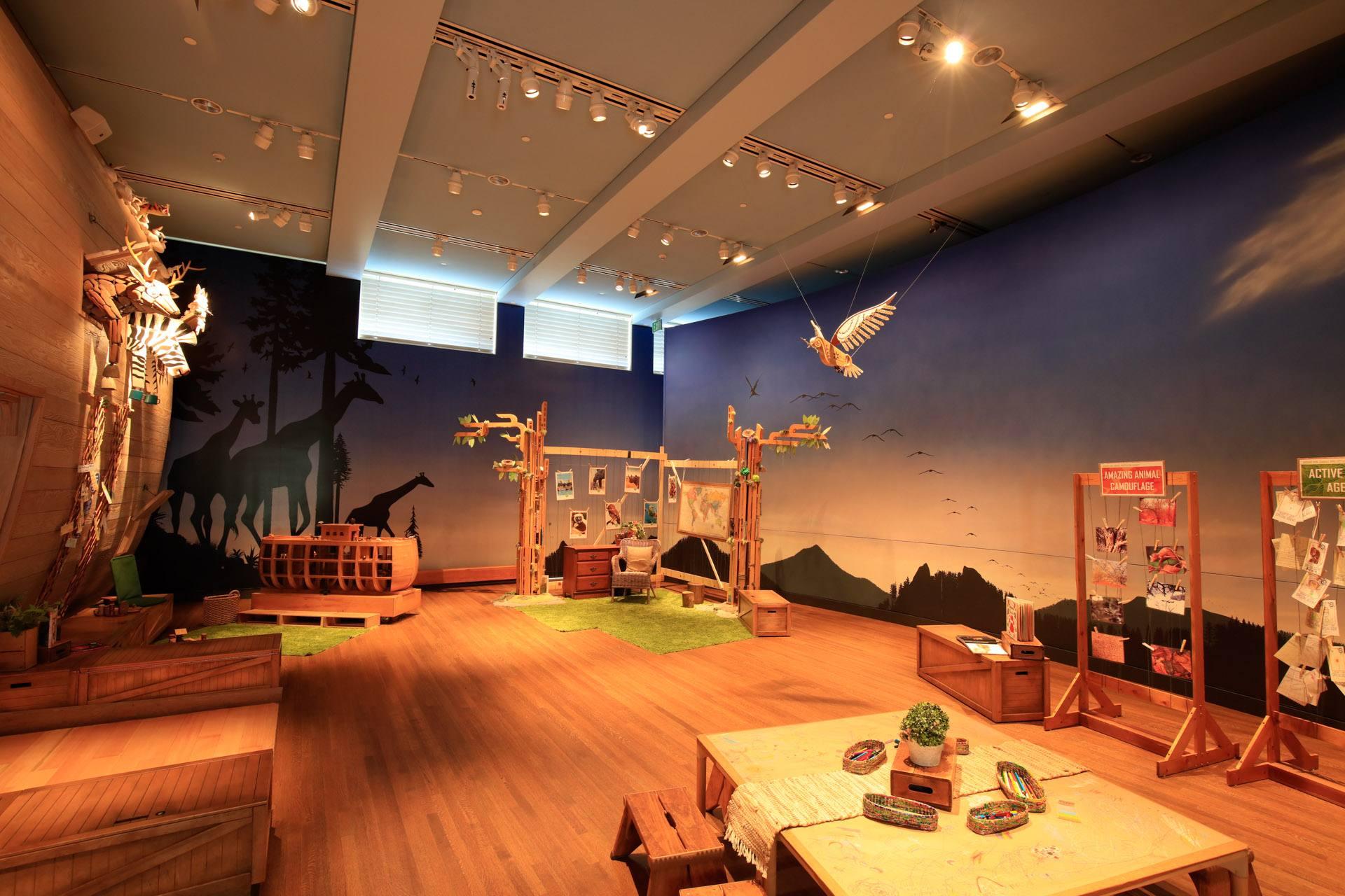 Noah's Ark at Skirball Cultural Center