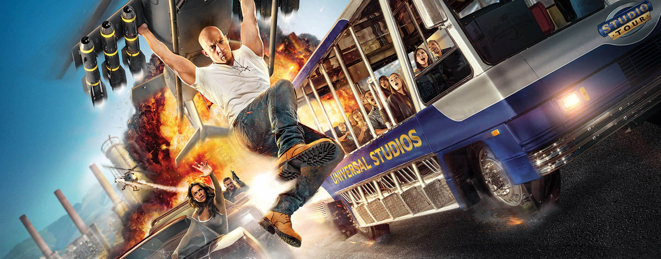 Universal Studios Fast and Furious Supercharged