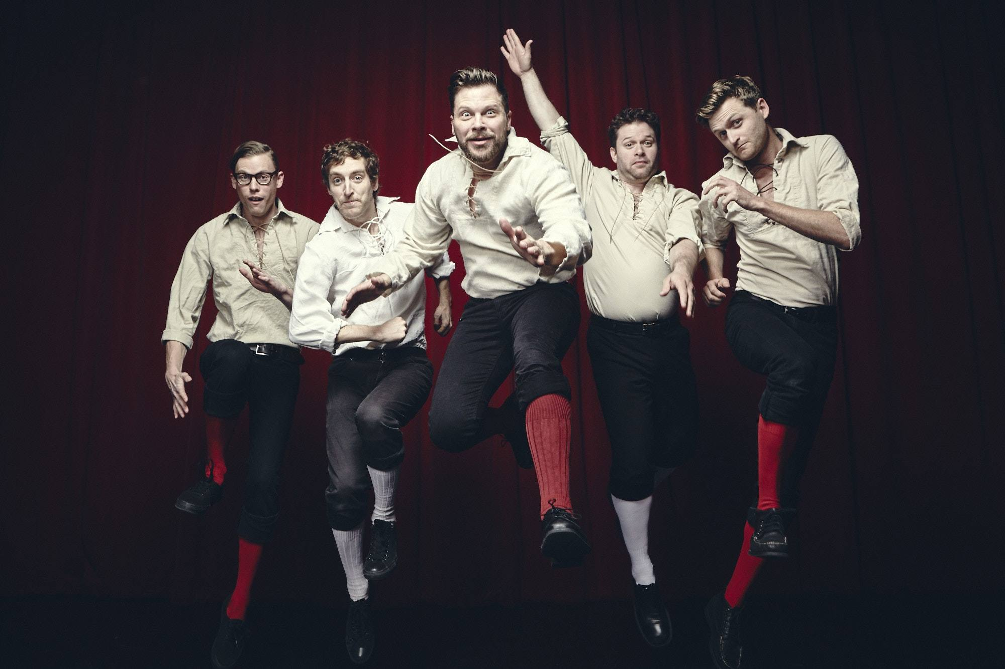 Improvised Shakespeare Company Largo
