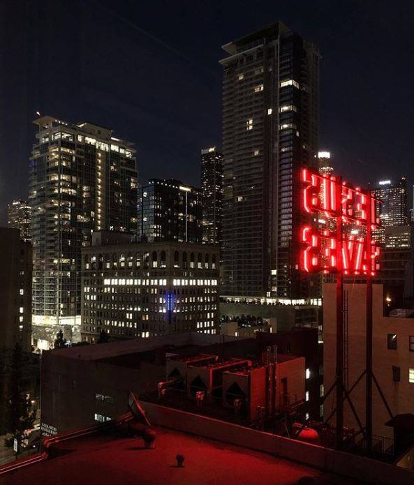 Ace Hotel Rooftop DTLA  Instagram by @bjorn_ceder