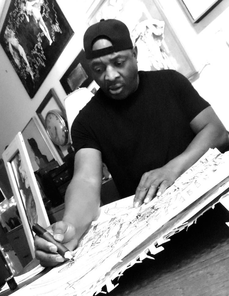 Chuck D: Behind the Seen at Gallery 30 South