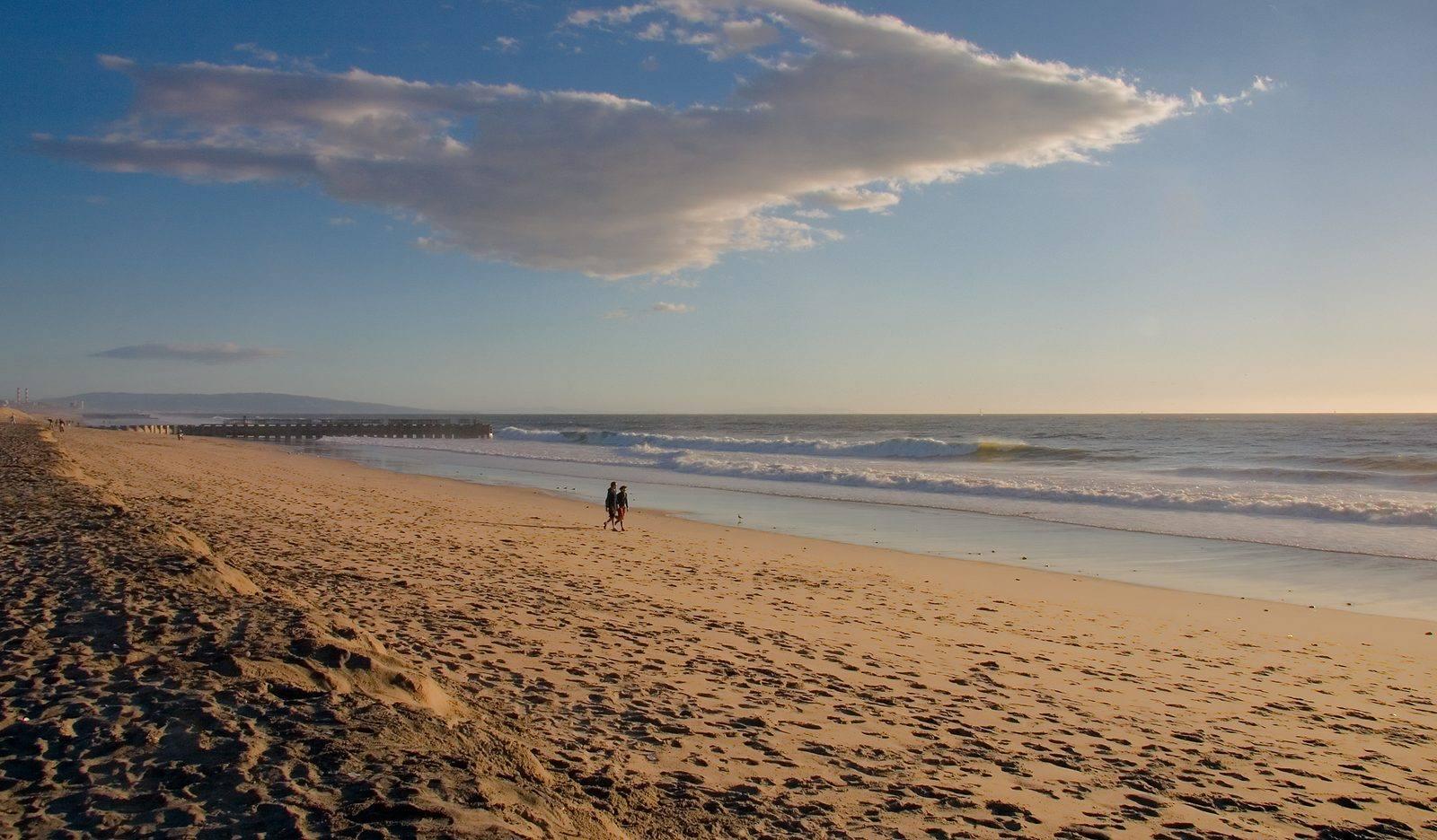 Playa Estatal Dockweiler