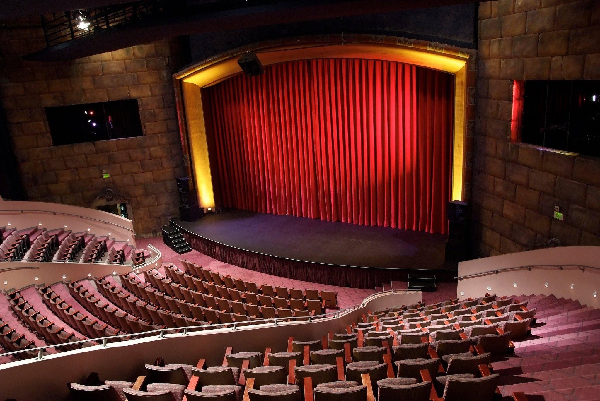 El Portal Theatre in the NoHo Arts District