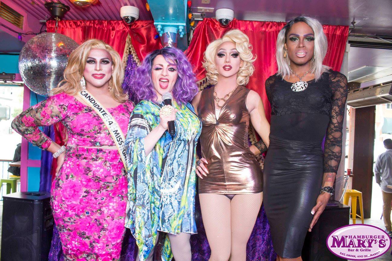 Brunch with the Brunchettes | Photo: Hamburger Mary's WeHo, Facebook