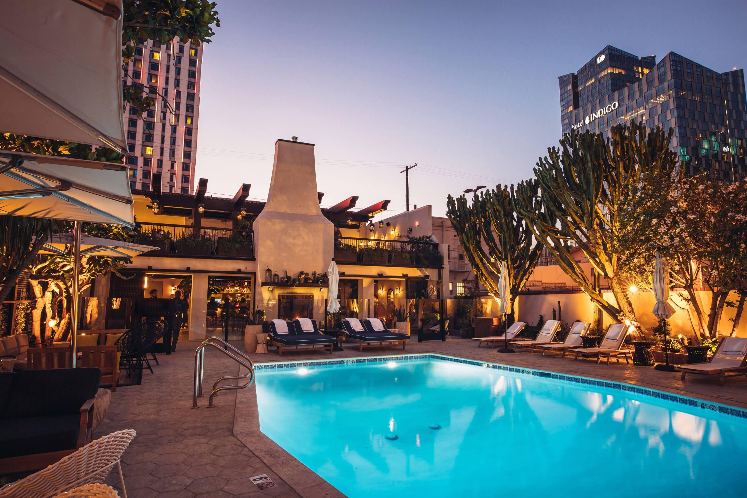 Photo Courtesy Hotel Figueroa