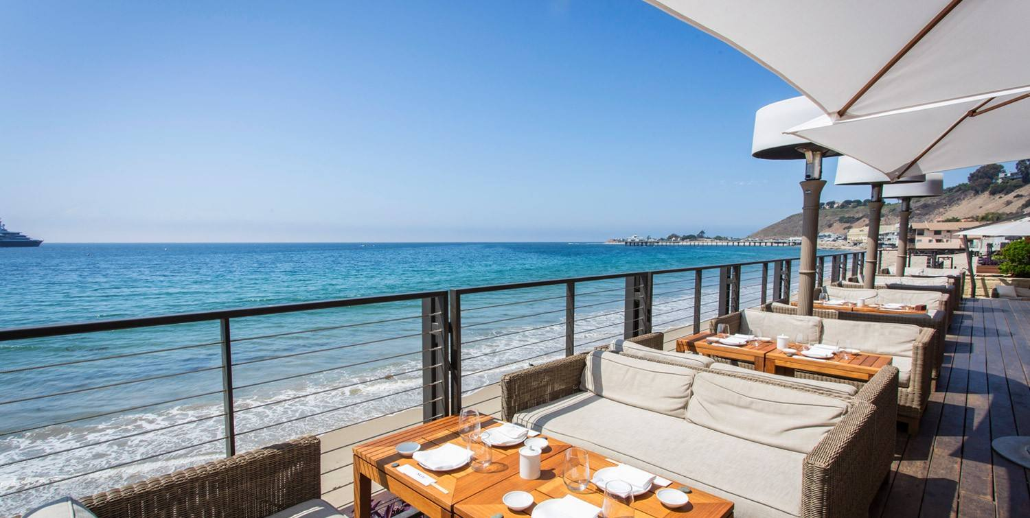 Nobu Malibu | Photo: Henry Hargreaves, for Nobu Malibu