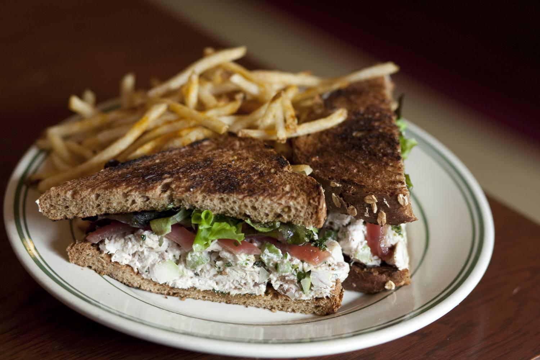 Nickel Diner Sandwich