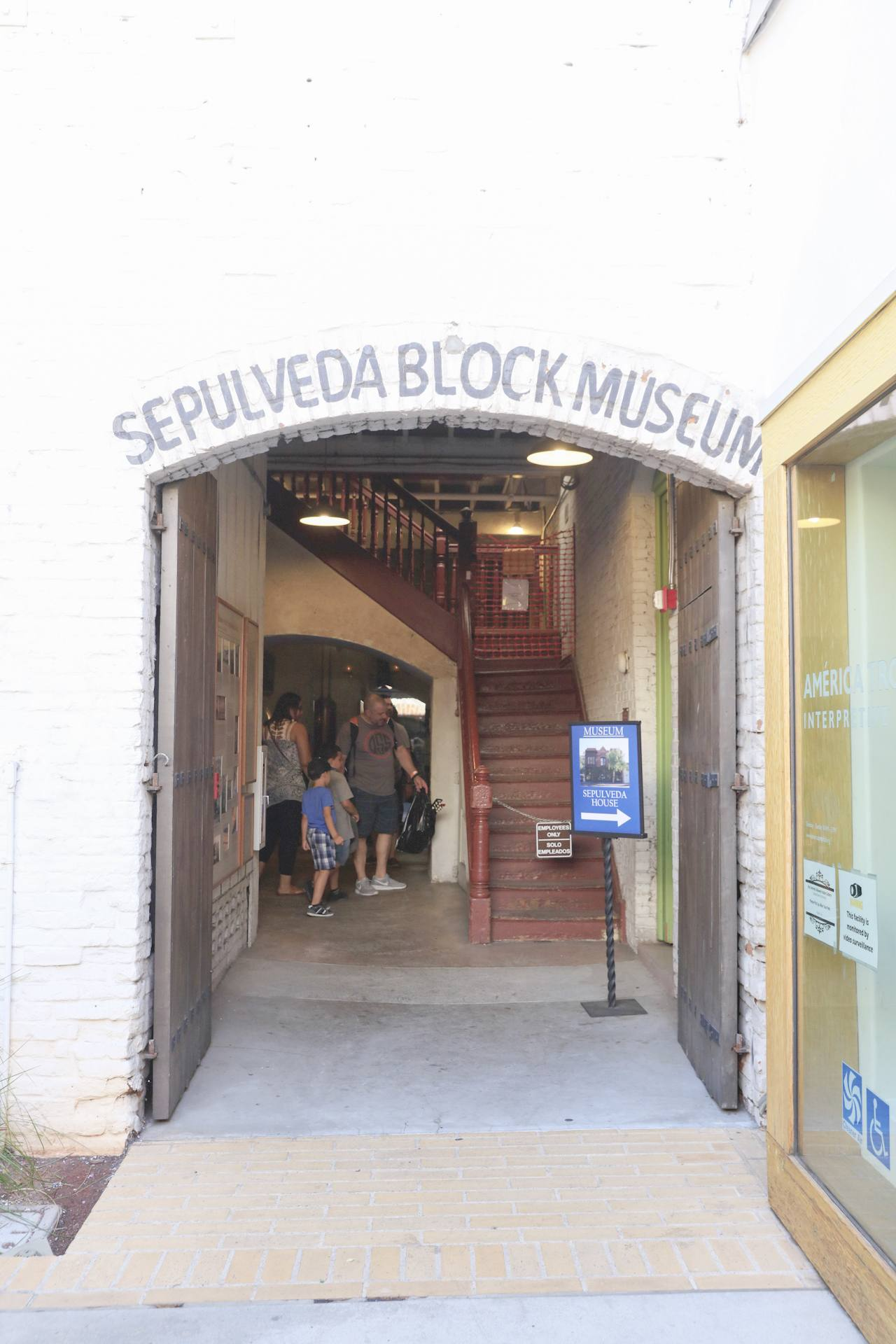 Sepulveda House and Museum