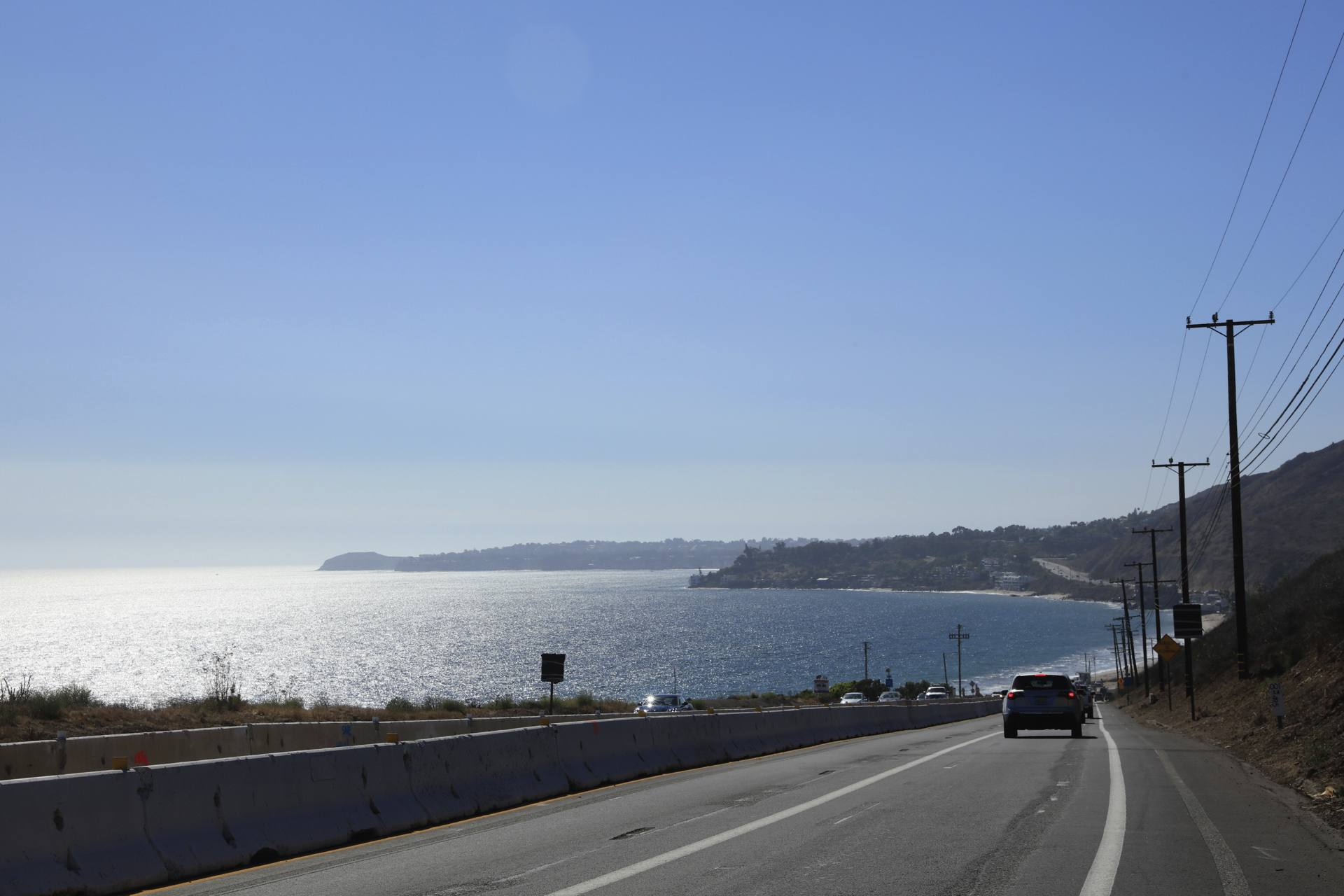 Pacific Coast Highway Malibu