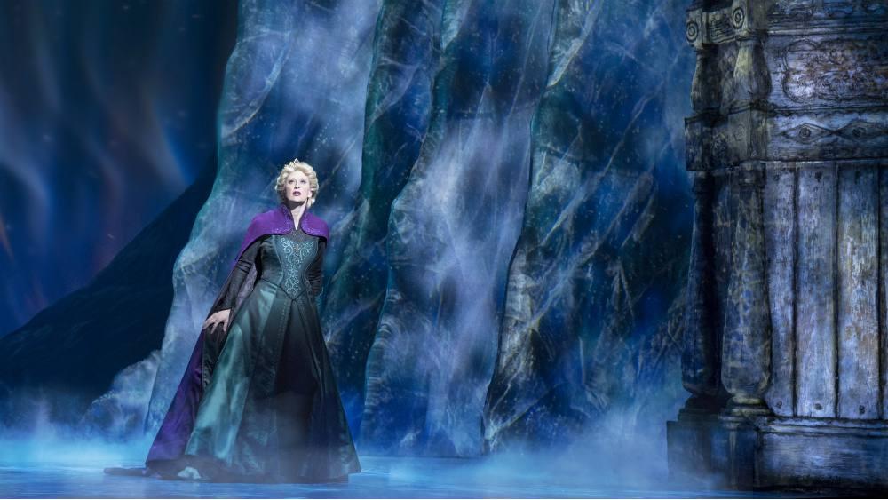 """Frozen"" at the Pantages Theatre"