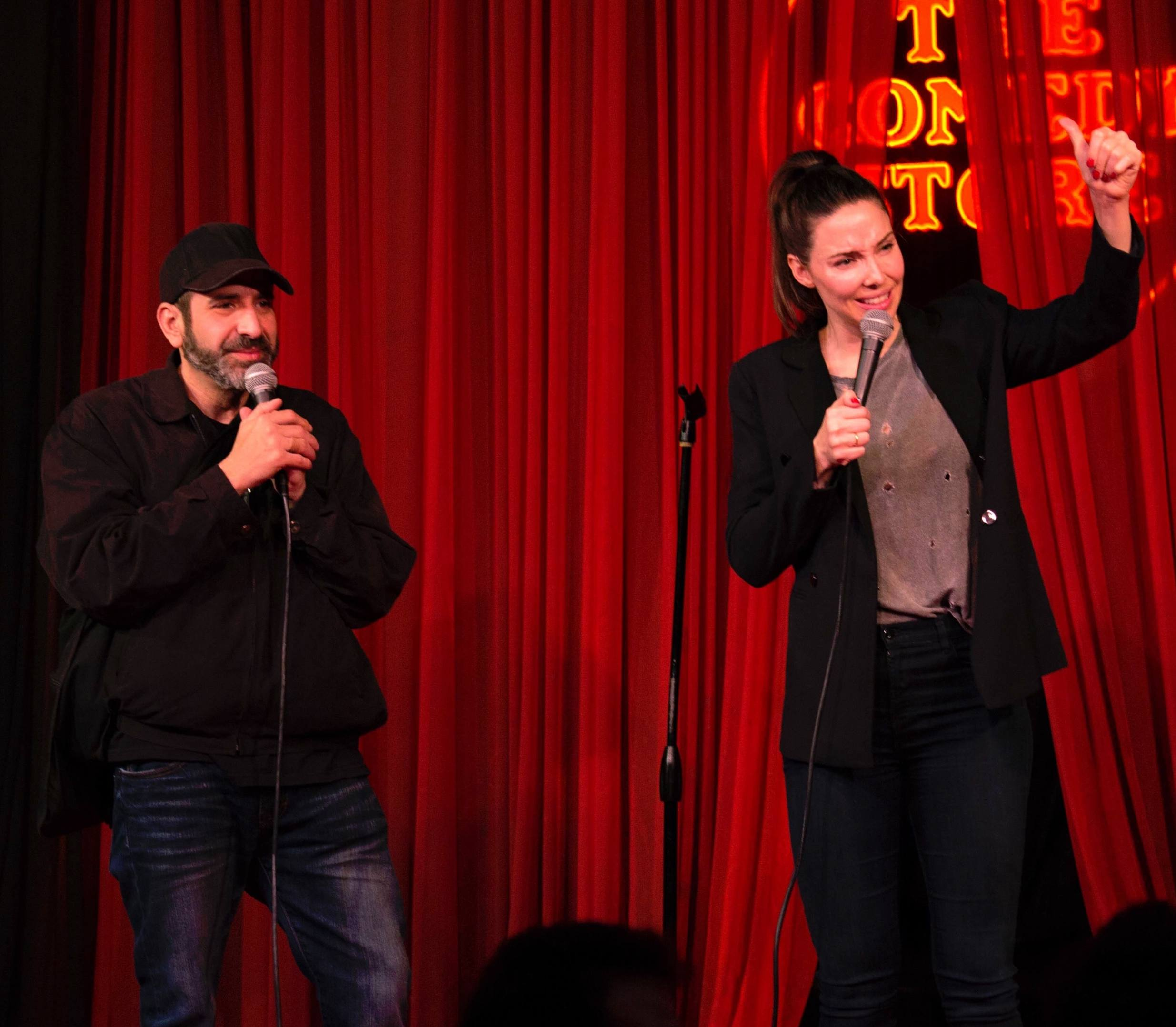 Comedy Store Dave Attell Whitney Cummings