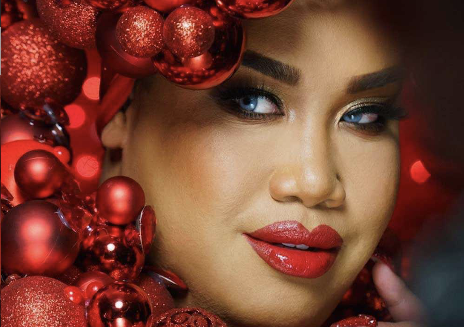 Westfield Christmas M·A·C x Patrick Starrr Collection