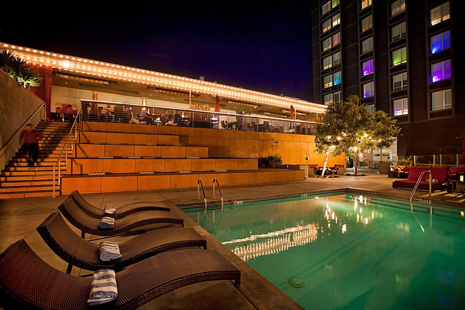 Custom Hotel Pool