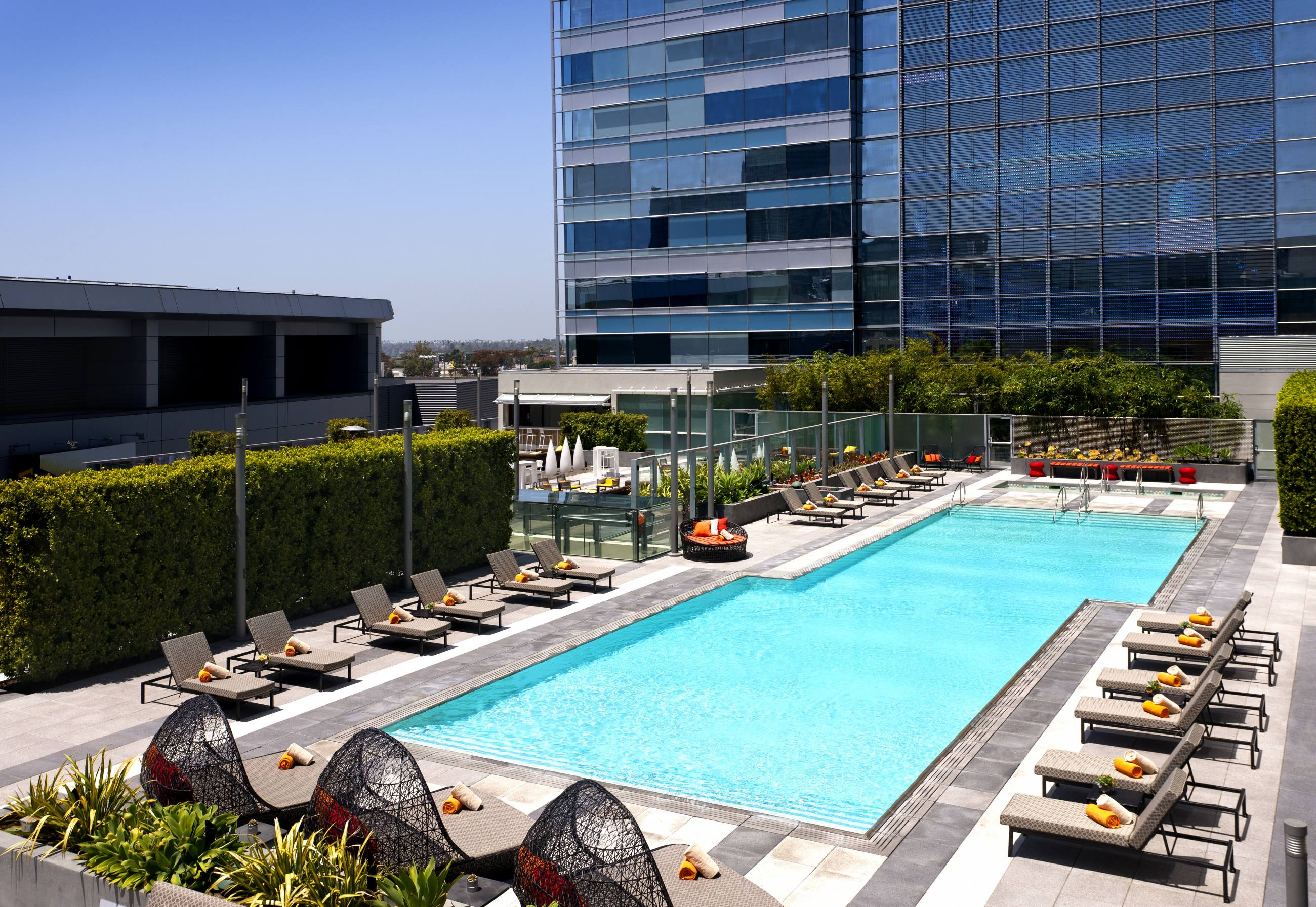 JW-marriott hotel - los angeles event spaces