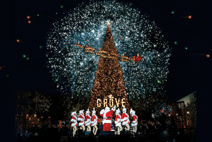 Christmas In La.The Best Holiday Events And Activities In Los Angeles