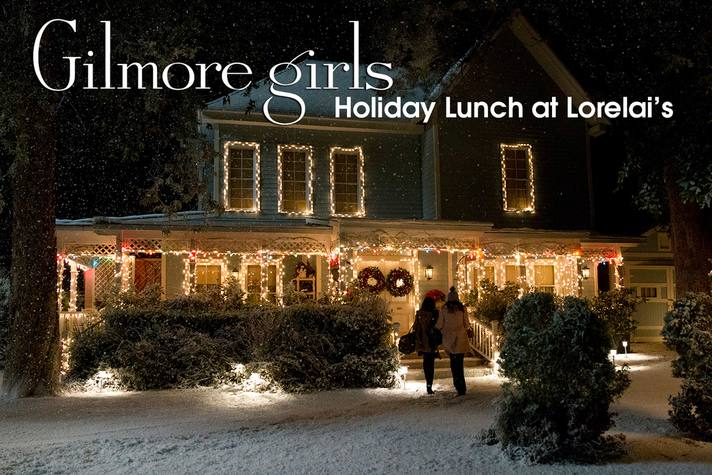 Warner Brothers Gilmore Girls Holiday Lunch