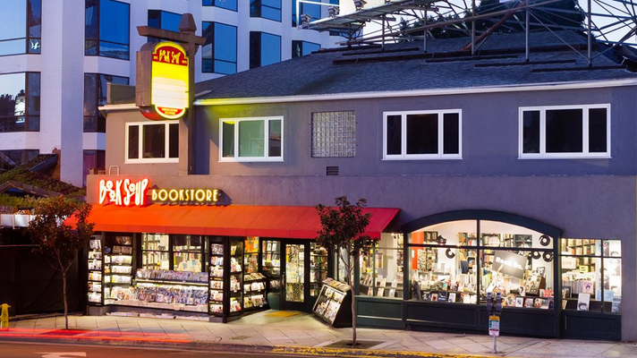 Book Soup bookstore in West Hollywood