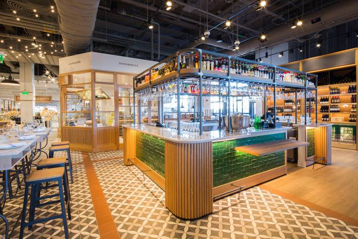 Eataly at Westfield Century City