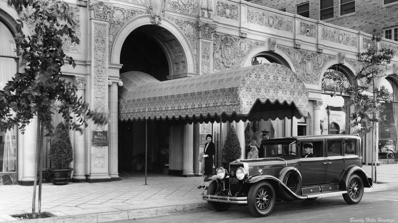 Beverly Wilshire 1929