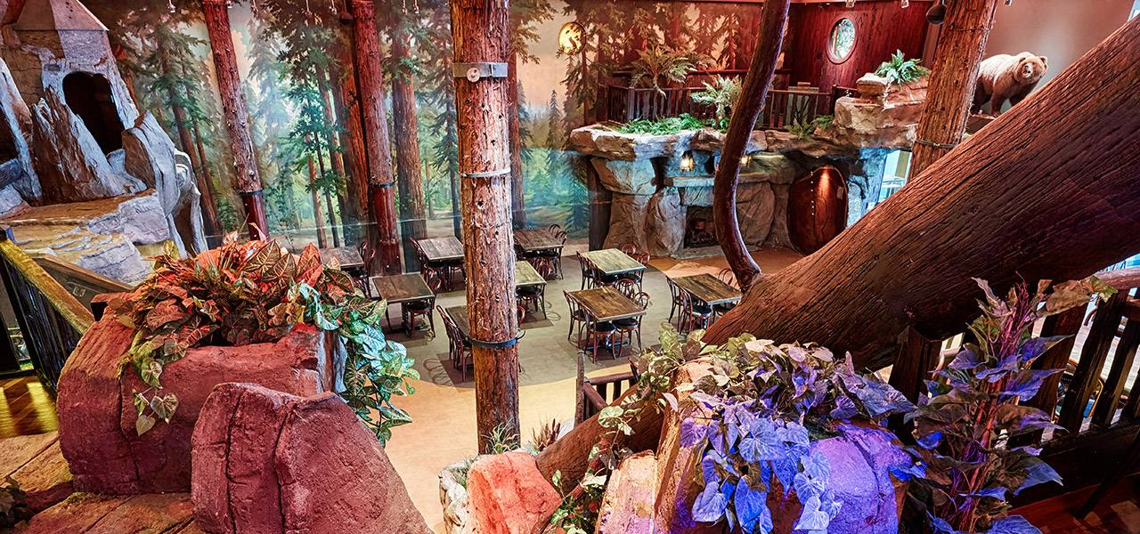 Clifton's Cafeteria
