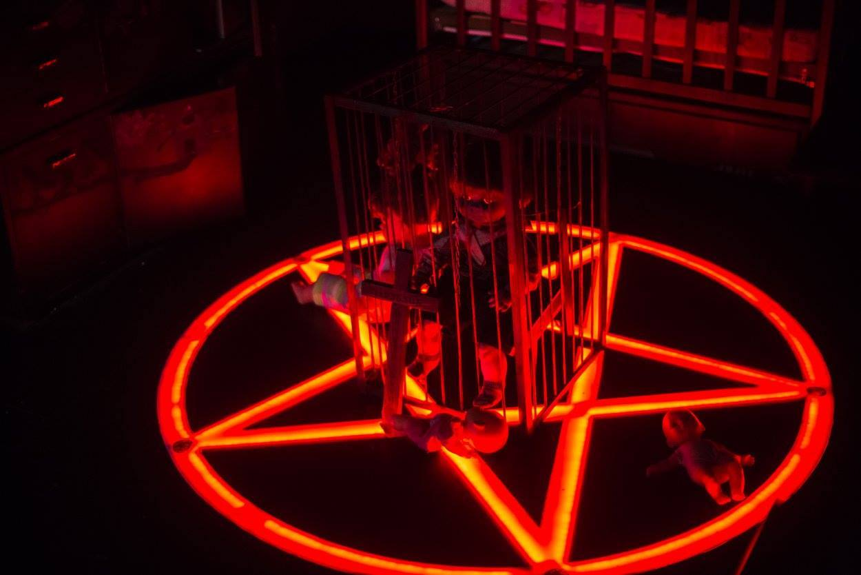 """Demon Hunter"" at Maze Rooms"