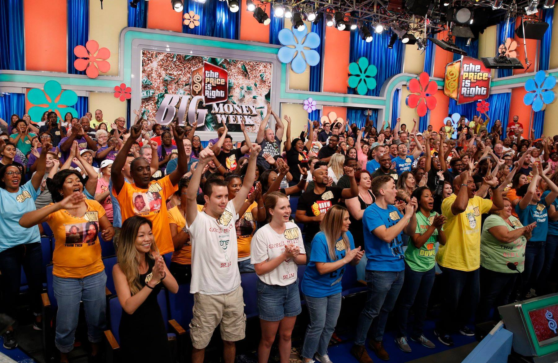 "Big Money Week on ""The Price is Right"""