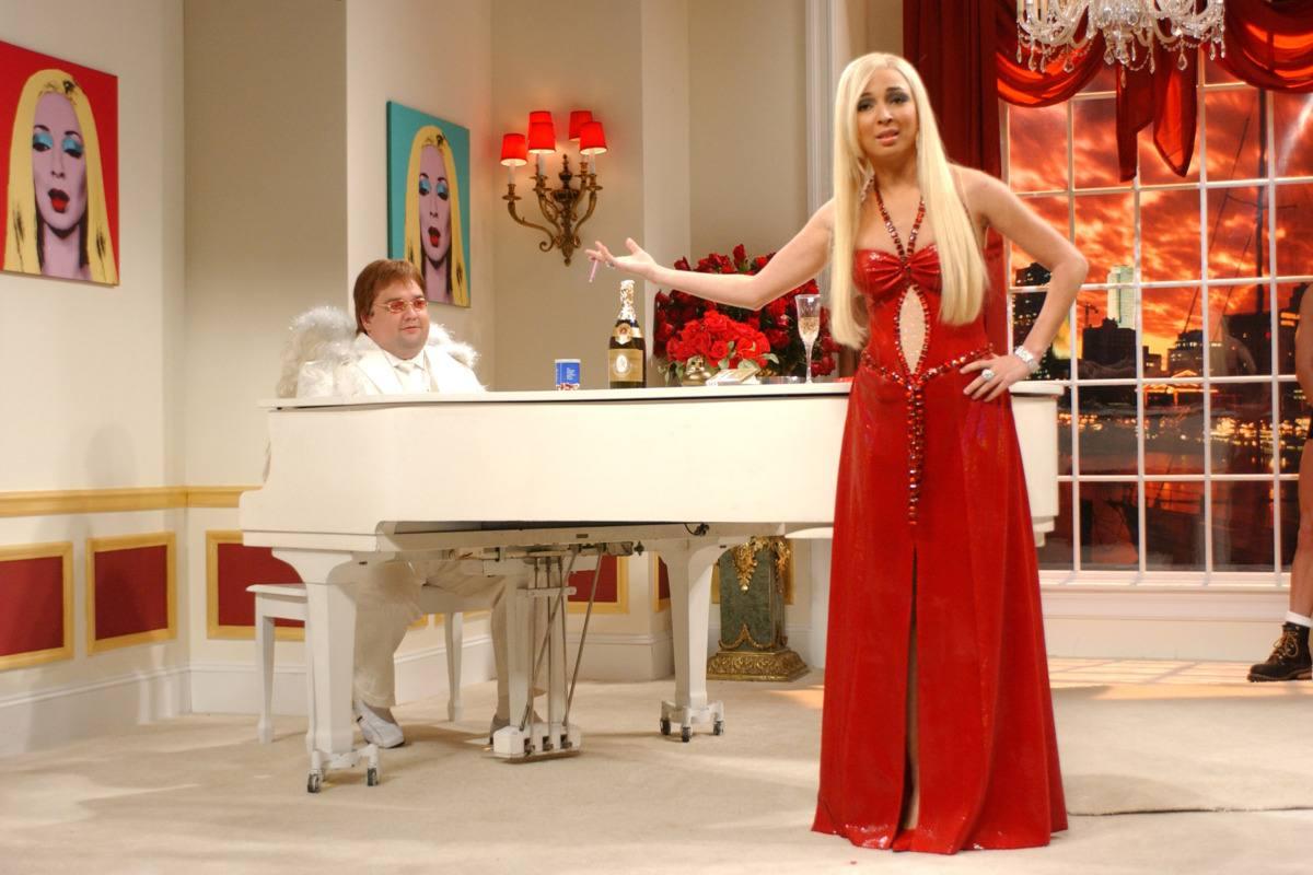 Maya Rudolph SNL Donatella Versace