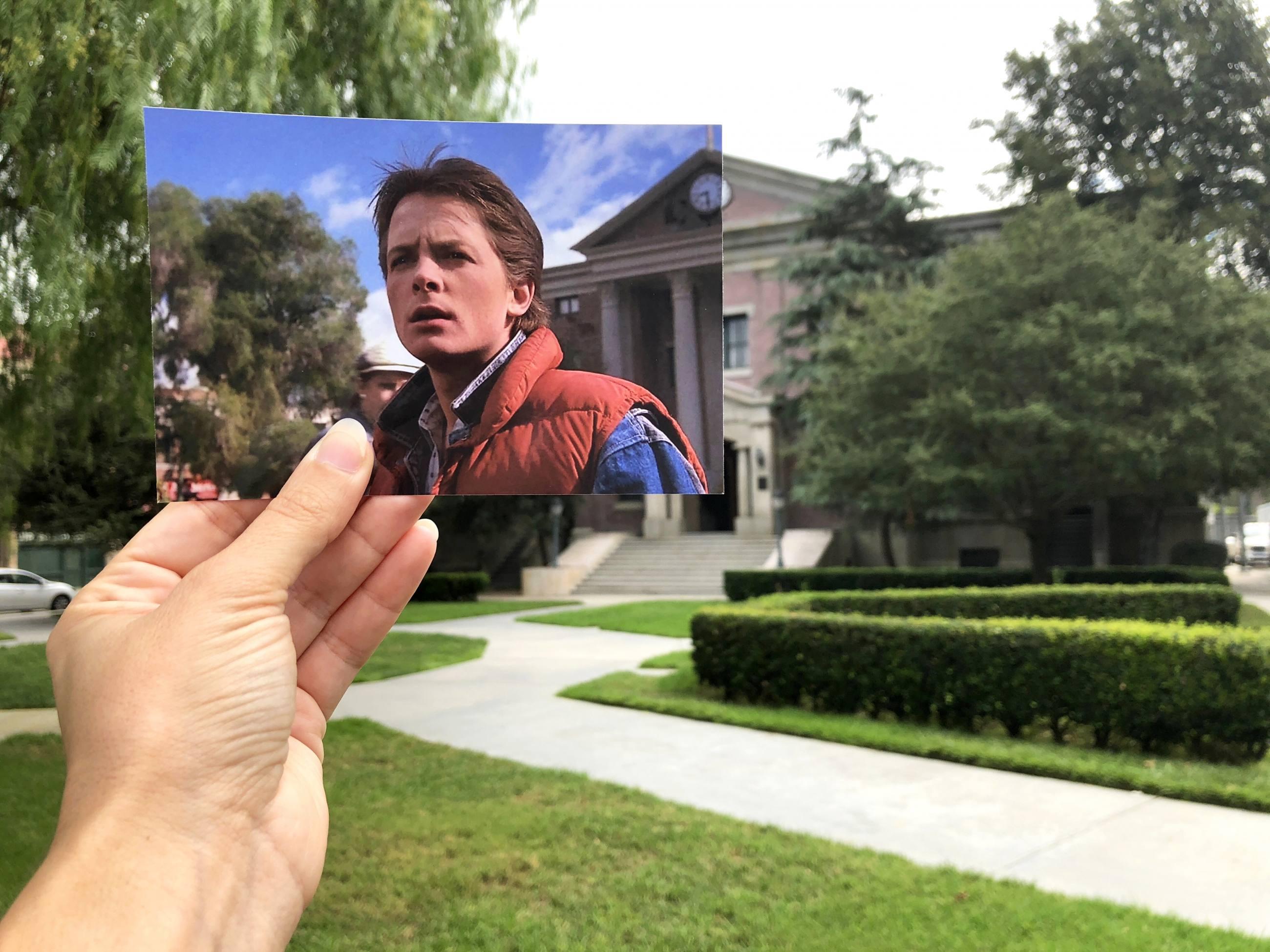Back to the Future Universal Studios filmtourismus