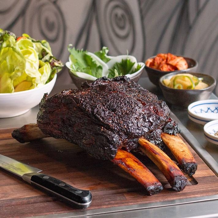 Majordomo Whole Plate Short Rib