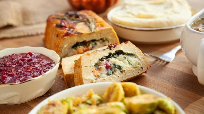 Native Foods Thanksgiving Buffet