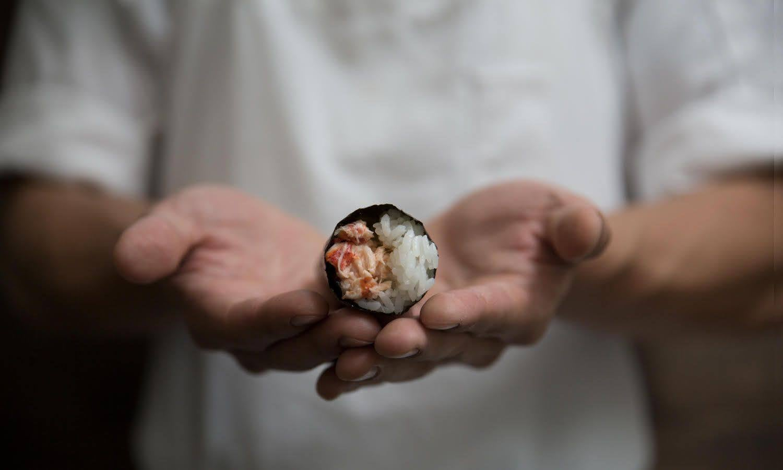 KazuNori Hand Roll Sushi