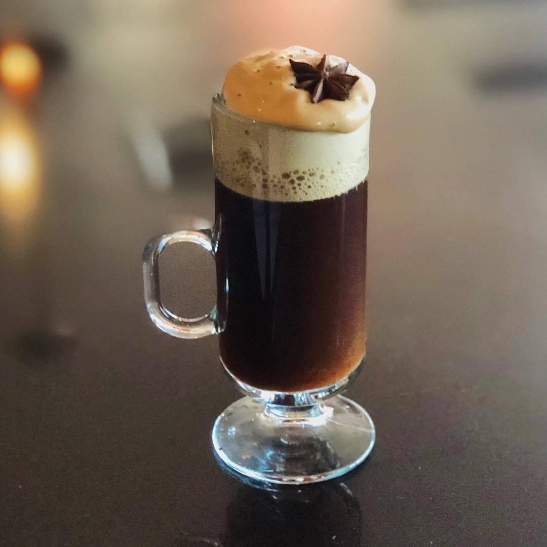 Bar Toscana Maguire's Famous Irish Coffee