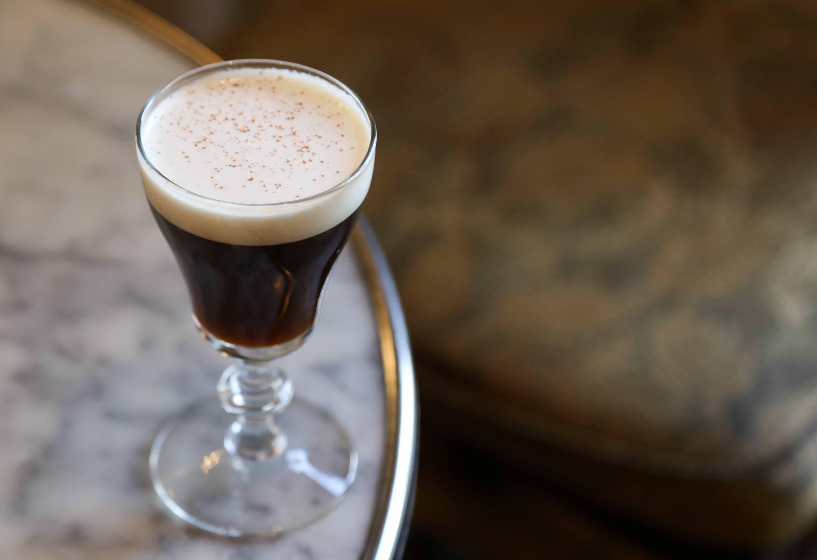 Big Bar Irish Coffee