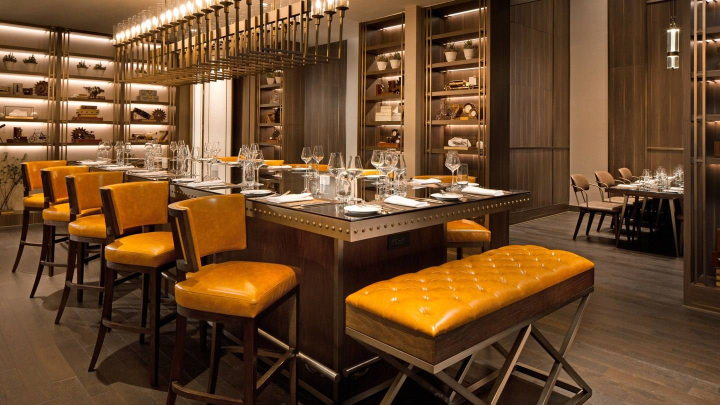 Chef's Table at EST. Prime Steakhouse
