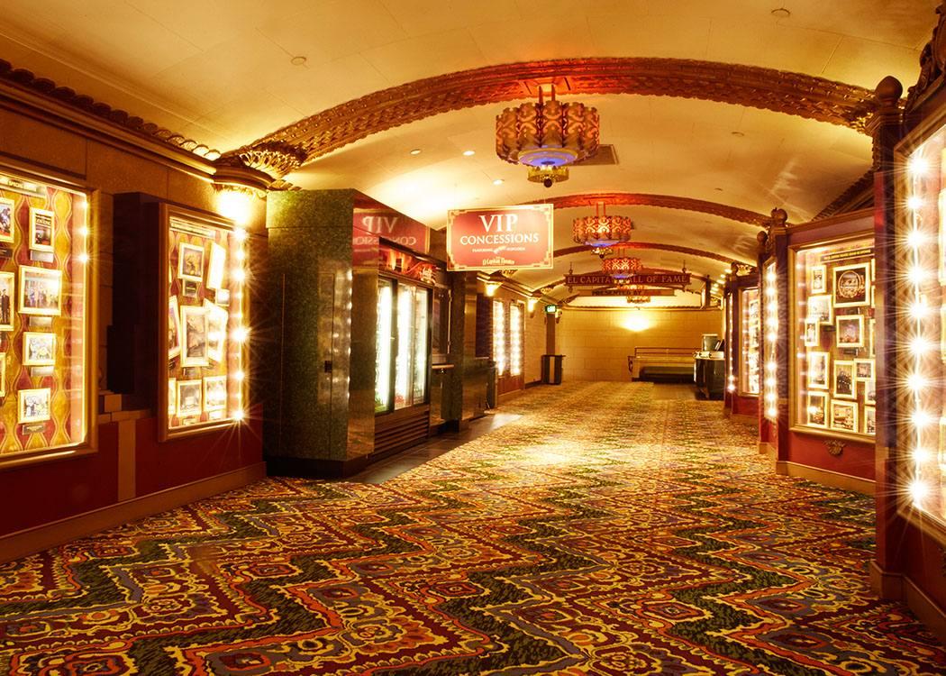 Wall of Fame at El Capitan Theatre