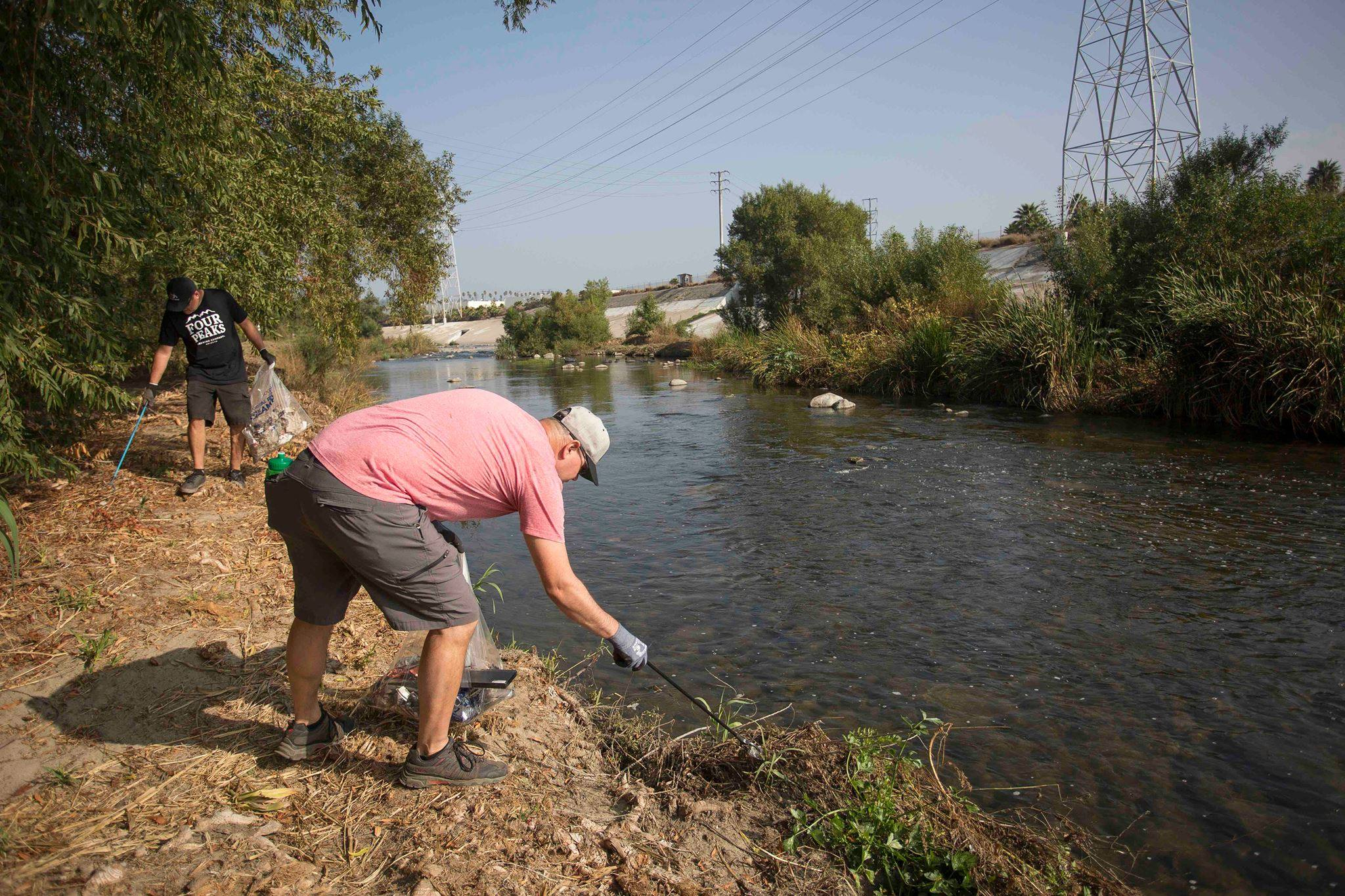 Great L.A. River Clean Up