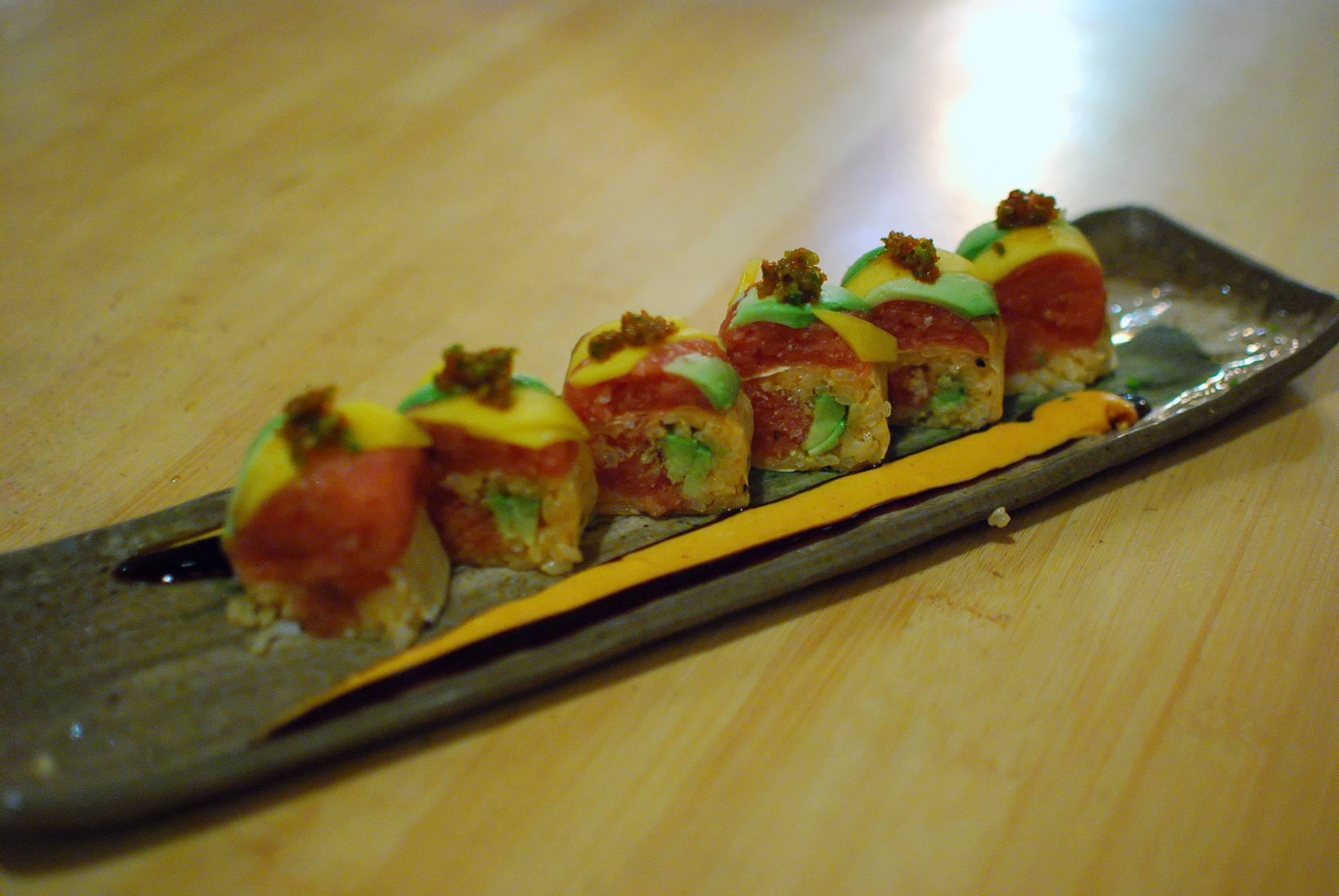 Lourd Roll at Hamasaku | Photo: Joshua Lurie