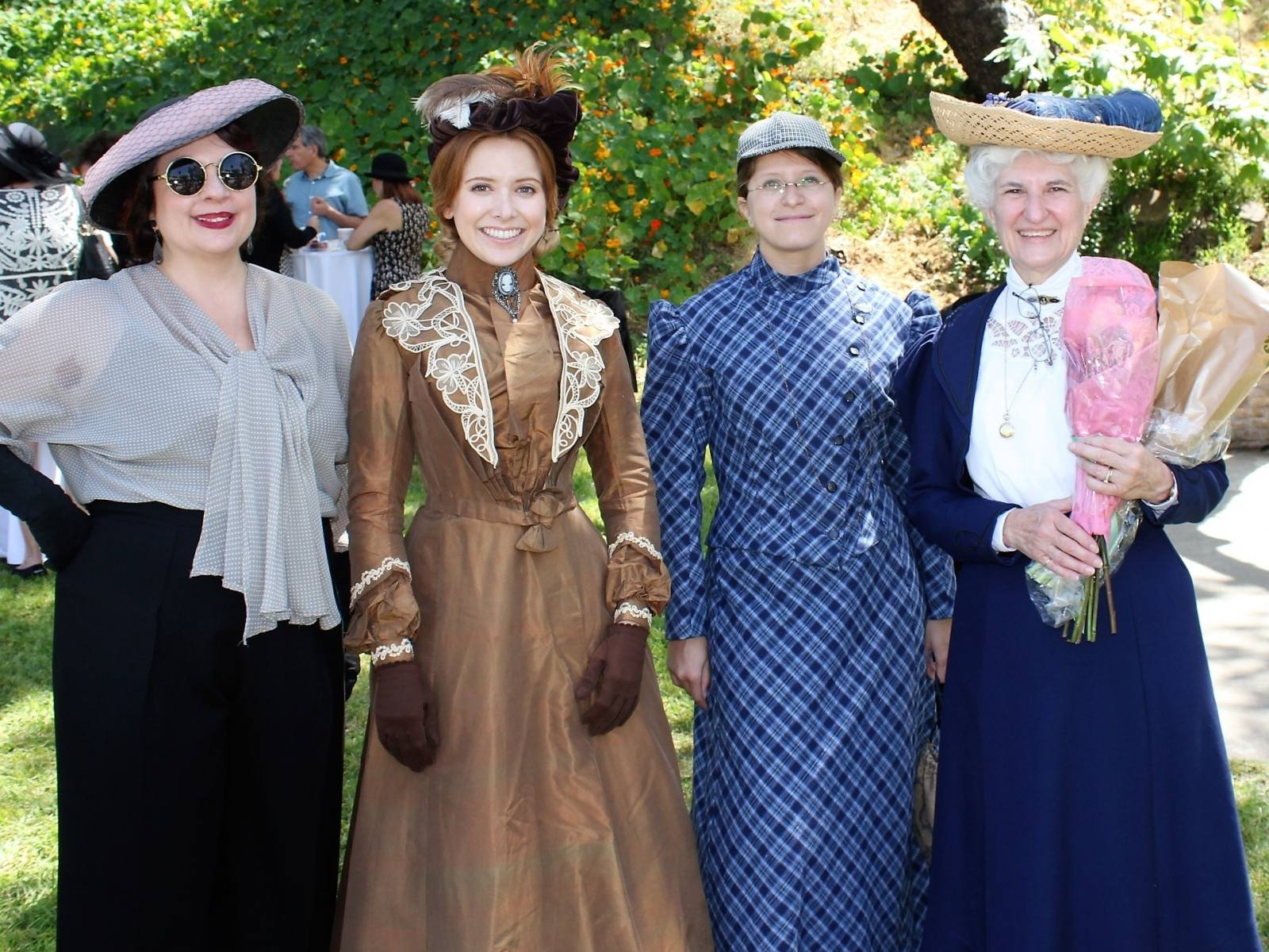Vintage Fashion Show & Tea at Heritage Square Museum