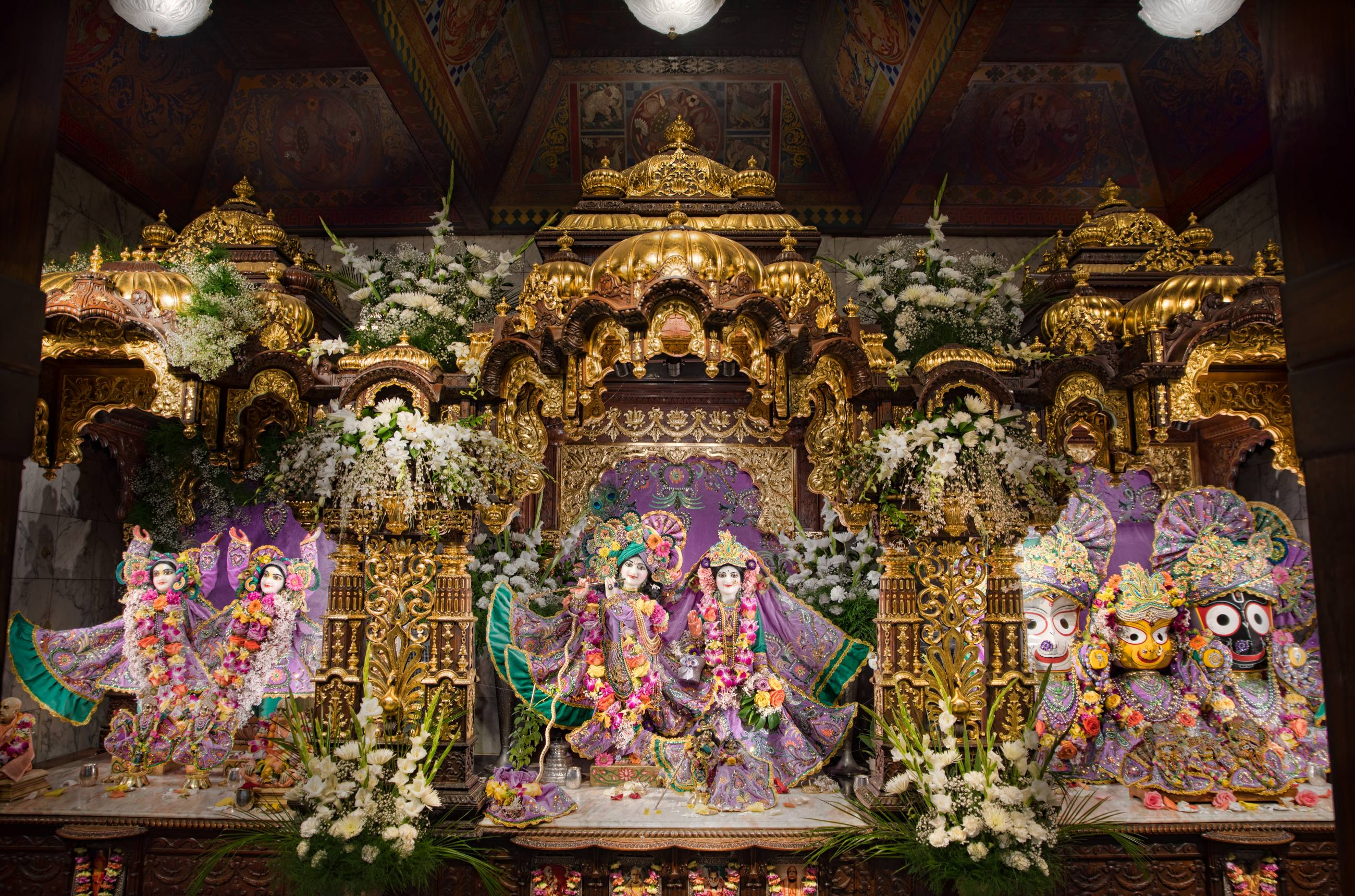 ISKCON Los Angeles Deities
