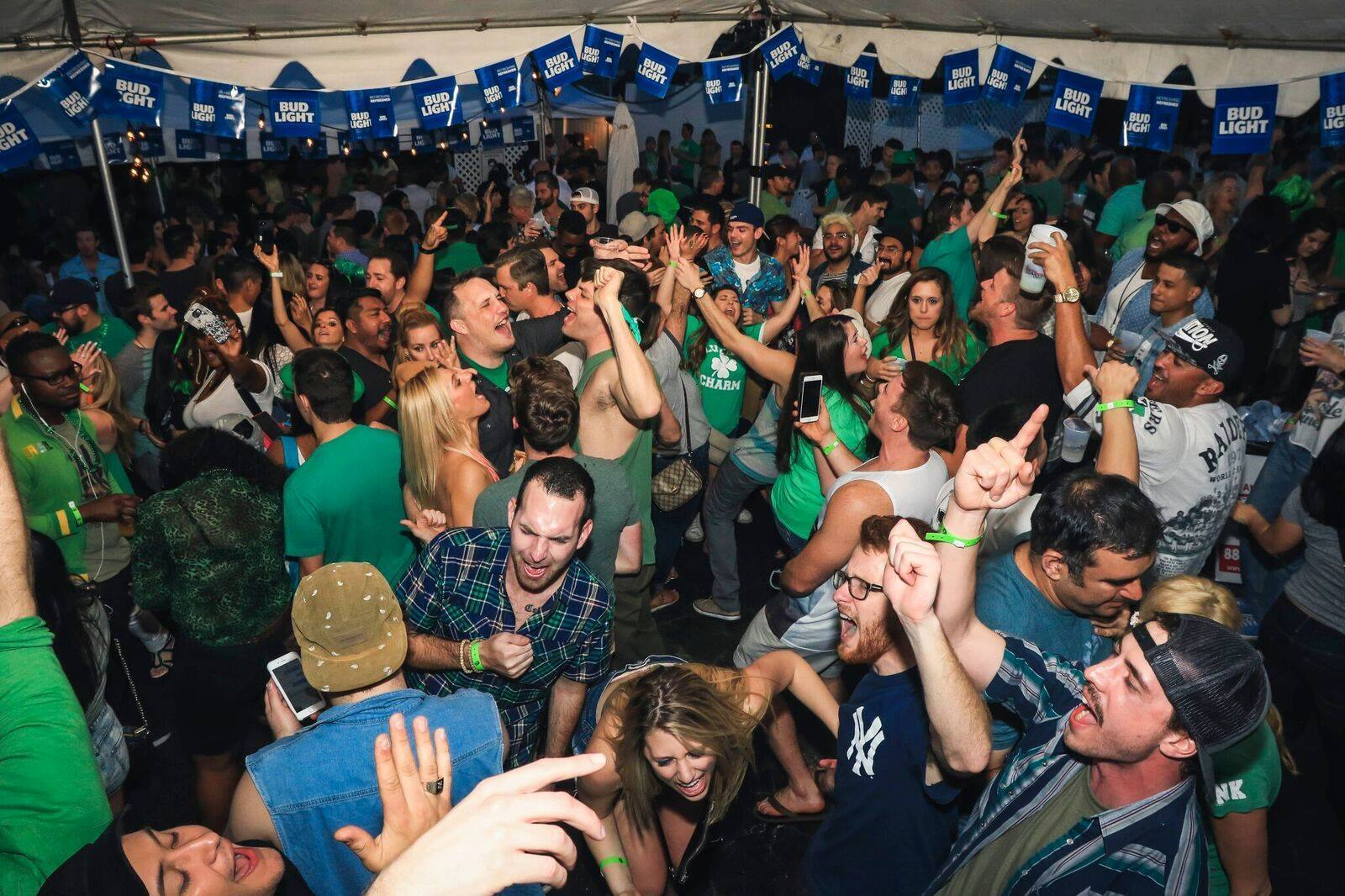 St. Paddy's Day Block Party at Rock & Reilly's