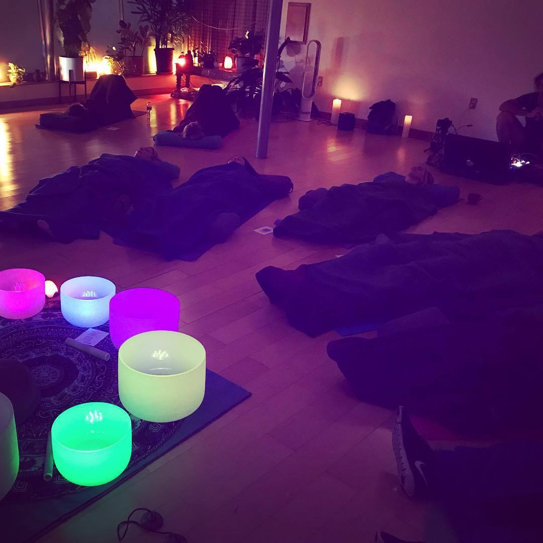 Siesta Yoga Modular Sound Bath