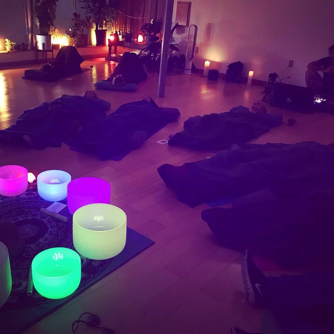 Siesta Yoga Modular Sound Bath