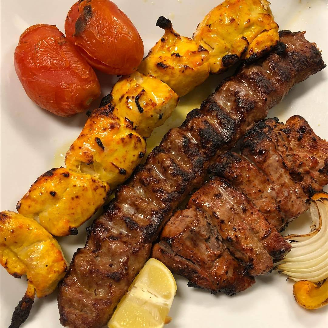 Tehran Plate Special for two at Taste of Tehran